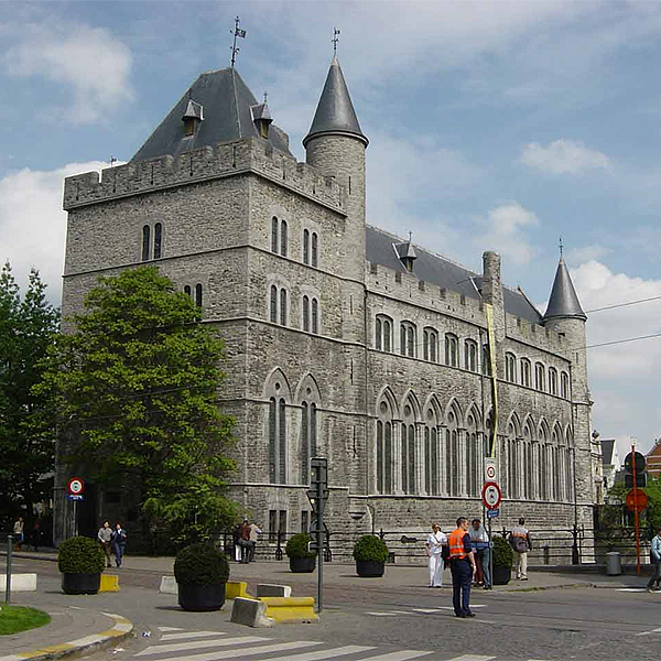 Geeraard de Duivelsteen te Gent
