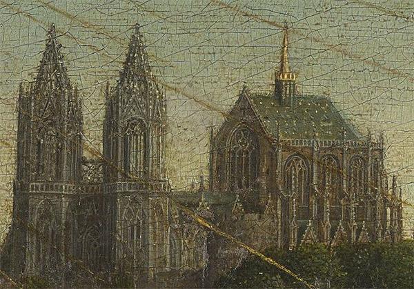 De Sint-Janskerk te Gent