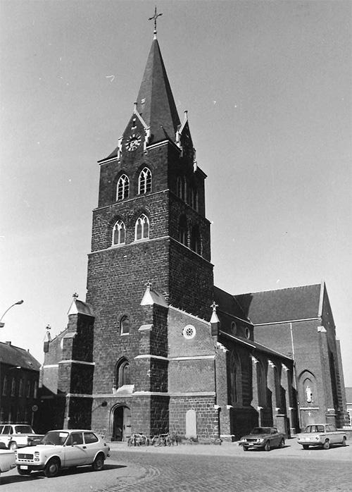 Kerk Sint-Pieter-in-de-Banden te Halen