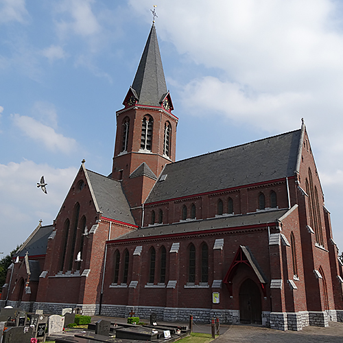 Kerk van Sint-Maria-Leerne