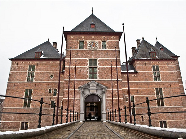 Het gerechtsgebouw van Turnhout