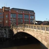 De Minnemeersbrug te Gent