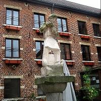 Standbeeld De Brouwer te Hoegaarden